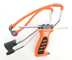 Рогатка Man Kung MK-SL06, с упором и магазином (оранжевая)