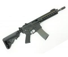 Страйкбольный автомат VFC Avalon M4 Gladius AEG DX Black (кейс)