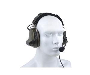 Гарнитура Z-Tactical Z041 (Наушники с микрофоном) Comtac II