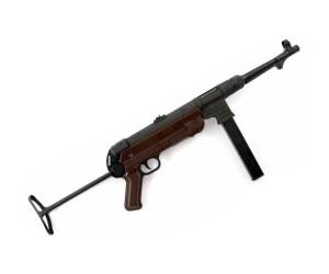 Макет автомат MP-40 «Шмайссер» (Германия, 1940 г., 2-я Мир.война) DE-1111