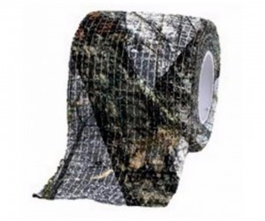Камуфляжная лента Allen многоразовая, Mossy Oak Winter A39