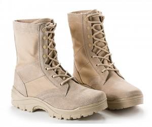 Ботинки с высокими берцами ЭСО «Гвардия» 138