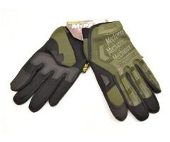 Перчатки Mechanix M-Pact Green (P24-0209)