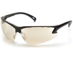 Очки стрелковые Pyramex Venture 3 SB5780D, зеркально-серые линзы