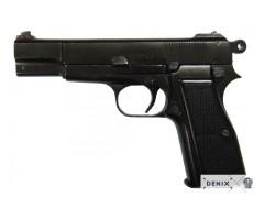 Макет пистолет Браунинг (Бельгия, 1935 г., 2-я Мир.война) DE-1235