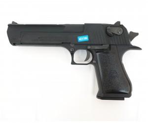Страйкбольный пистолет Cybergun WE Desert Eagle .50AE GBB Black