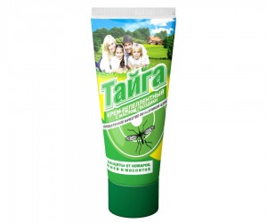 Крем от комаров «Тайга» (ИН-38)