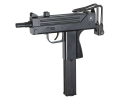 Пневматический пистолет-пулемет ASG Ingram M11 GNB