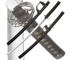 Набор из 2-х самурайских мечей Dark Age JP-613B Tsuru
