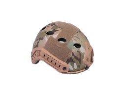 Каска Fast -PJ-Tactical Helmet Simple Version Multicam