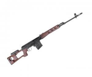 Снайперская винтовка King Arms SVD Spring Real wood (KA-AG-91-WO)