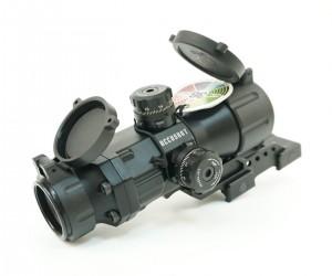 Оптический прицел Leapers Prism T4 CQB 4x32 T-dot, на Weaver (SCP-T4IETDQ)