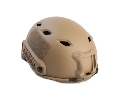 Каска Fast -PJ-Tactical Helmet Simple Version Tan