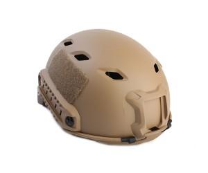Каска Fast -PJ-Tactical Helmet Simple Version Tan