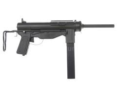Страйкбольный пистолет-пулемет Snow Wolf M3A1 «Grease gun» NBB (SW-06-02)