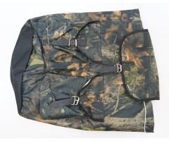 Рюкзак «Шанс» камуфляж, прорезиненный, 40 л