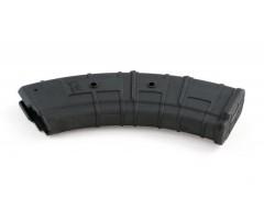 Магазин Pufgun на ВПО-133/Сайга-МК/М (без сухаря) 7,62x39, 30 патронов (черный)