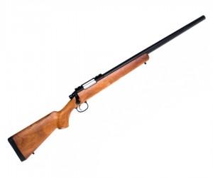 Снайперская винтовка Cyma VSR-10 spring, пластик под дерево, с планкой (CM.701C)