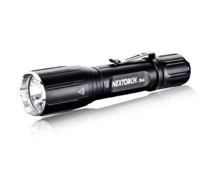 Фонарь аккумуляторный NexTORCH TA4 светодиодный