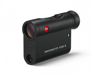 Лазерный дальномер Leica Rangemaster CRF 2000-B Black