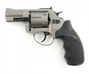 """Охолощенный СХП револьвер Taurus-СО Kurs (2,5"""") 10ТК, фумо/графит"""