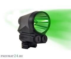 Фонарь подствольный LightForce PRED9X Green LED