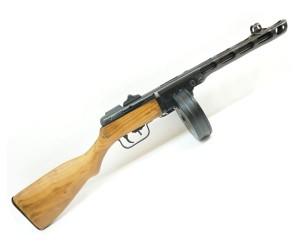 ММГ винтовка «ППШ-М» (ВПО-512) без клапанного механизма, из раритета