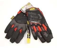 Перчатки Mechanix M-Pact Black/Red (P24-0211)