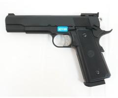 Страйкбольный пистолет WE Colt M1911 P14-45 Gas (WE-E004B)