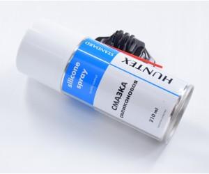 Смазка силиконовая Huntex спрей (210 мл)