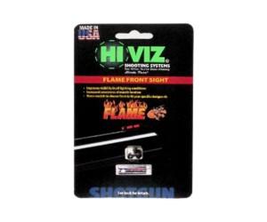 Оптоволоконная мушка HiViz Flame Sight универсальная, FL2005-R