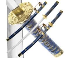 Набор из 2-х самурайских мечей Dark Age JP-616B Dragon