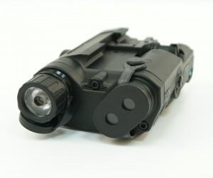 Тактический блок (фонарь с ЛЦУ) VFC AN/PEQ-15 ATPIAL Black