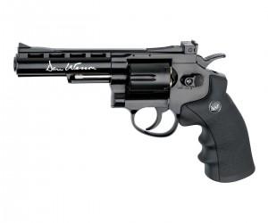 """Пневматический револьвер ASG Dan Wesson 4"""" Grey"""