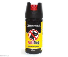 Распылитель-баллончик AntiDog, 65 мл