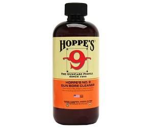 Растворитель Hoppe's для удаления освинцовки и порохового нагара, 473 мл