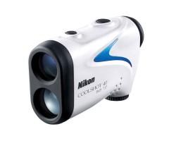 Лазерный дальномер Nikon LRF CoolShot 40 (до 590 м, белый)