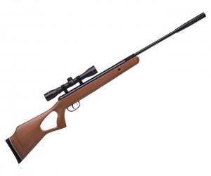 Пневматическая винтовка Crosman Benjamin Titan NP (дерево, прицел 4x32)