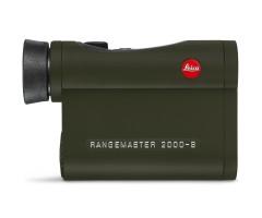 Лазерный дальномер Leica Rangemaster CRF 2000-B Green