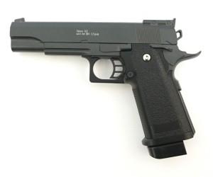 Страйкбольный пистолет Galaxy G.6 (Colt Hi-Capa)