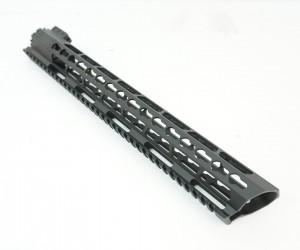 """Цевье Keymod M4/AR15/M16, длина 15"""" / 380 мм (BH-MR47)"""
