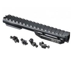 Газовая трубка VS-33с Weaver, 16 слотов для карабинов АК-систем, с «сухарями»