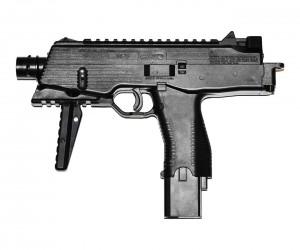 Пневматический пистолет-пулемет Gamo MP9 CO₂ Tactical, пулевой