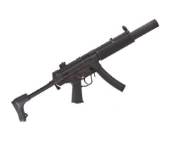Страйкбольный пистолет-пулемет Cyma H&K MP5SD6 (CM.041SD6)