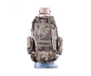 Рюкзак тактический Assault Pack 3-Day 50L Kryptek Highlander