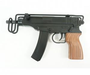 Страйкбольный пистолет-пулемет M37A (CZ Scorpion)