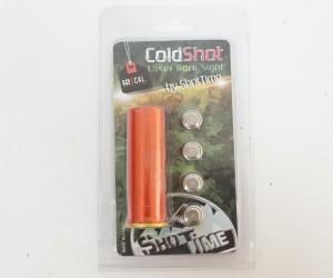 Лазерный патрон ShotTime ColdShot 12 калибр