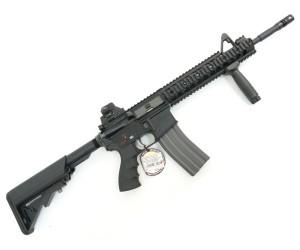Страйкбольный автомат G&G TR15 Raider XL Black (TGR-015-RXL-BBB-NCM)