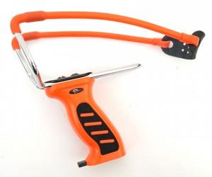 Рогатка Man Kung MK-SL08, с магазином (оранжевая)
