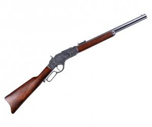 Макет винтовка Винчестер, сталь (США, 1873 г.) DE-1253-G